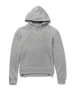 John Elliott | Kake Mock Loopback Cotton-Blend Jersey Hoodie