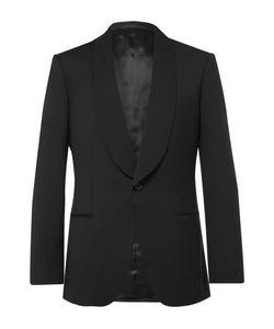 Kingsman | Slim-Fit Wool And Mohair-Blend Tuxedo Jacket