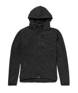 DESCENTE | Super Sonic Slim-Fit Shell Hooded Jacket