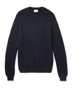 Kingsman | Wool And Cotton-Blend Sweater