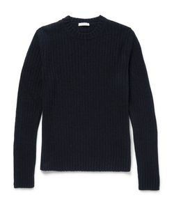 Boglioli | Ribbed Wool And Cashmere-Blend Sweater