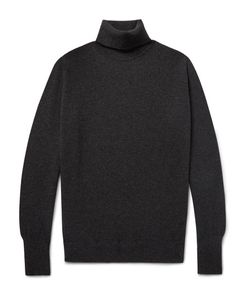 William Lockie | Oxton Slim-Fit Cashmere Rollneck Sweater