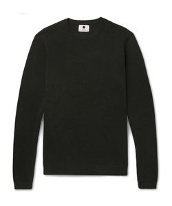 NN07 | Phil Ribbed Cotton Sweater