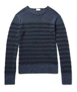 Club Monaco | Striped Linen Sweater