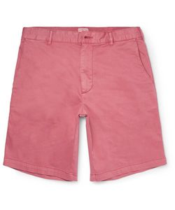 Faherty | Slim-Fit Cotton Chino Shorts