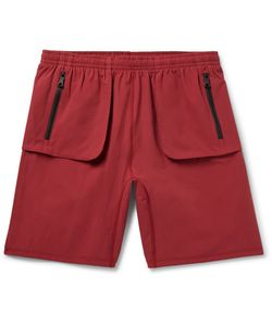 Everest Isles | Caldera Long-Length Stretch-Shell Swim Shorts