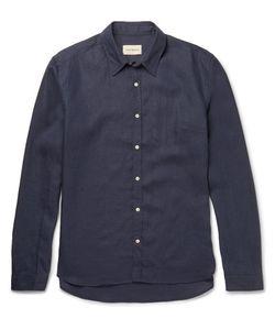 Oliver Spencer | New York Linen Shirt