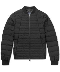 Herno Laminar   Gore-Tex Quilted Shell Down Bomber Jacket