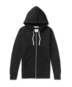 Reigning Champ | Loopback Cotton-Jersey Zip-Up Hoodie