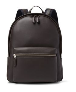 Dunhill | Hampstead Full-Grain Leather Backpack