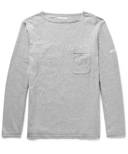 Engineered Garments | Mélange Cotton-Blend Jersey T-Shirt