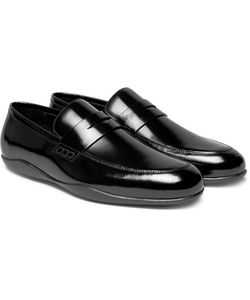 Harrys Of London | Downing 2 Polished-Leather Penny Loafers