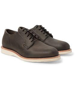 Red Wing Shoes | Postman Leather Derby Shoes
