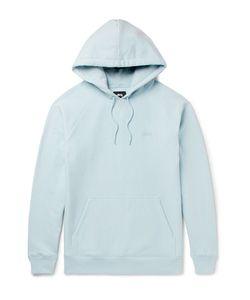Stüssy | Fleece-Back Cotton-Jersey Hoodie