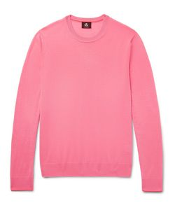 PS PAUL SMITH | Contrast-Tipped Merino Wool Sweater