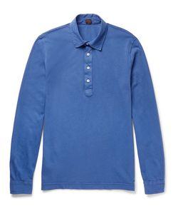 MP MASSIMO PIOMBO | Cotton-Jersey Polo Shirt
