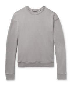 The Elder Statesman | Loopback Cotton-Jersey Sweatshirt