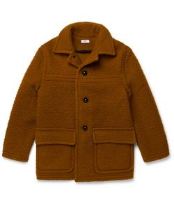 CMMN SWDN | Boiled Wool Duffle Coat