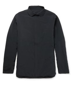 DESCENTE | .I.O Slim-Fit Padded Tech-Shell Jacket