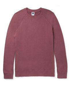 NN07 | Alex Brushed Loopback Cotton-Jersey Sweatshirt