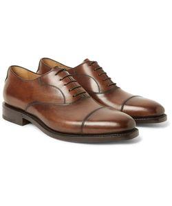 BERLUTI | Roccia Polished-Leather Oxford Shoes