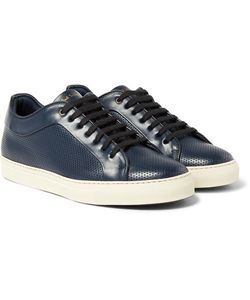 Paul Smith | Basso Perforated Leather Sneakers