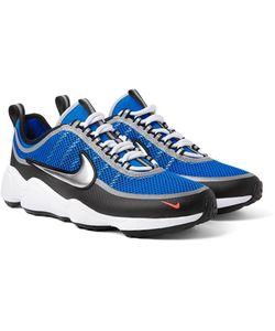 Nike   Zoom Spiridon Ultra Mesh And Neoprene Sneakers Bright
