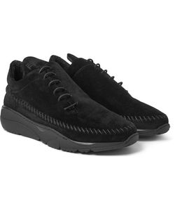 Filling Pieces | Apache Runner Suede Sneakers