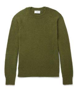 Ami   Alpaca-Blend Sweater