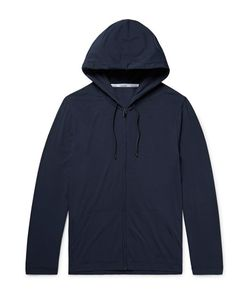 Calvin Klein | Underwear Stretch Modal And Cotton-Blend Jersey Zip-Up Hoodie