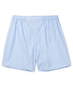 Sleepy Jones | Victor Cotton Boxer Shorts