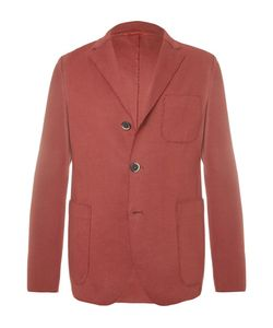 Barena | Unstructured Cotton-Blend Jersey Blazer