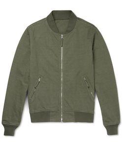 Aspesi | Cotton-Jersey Bomber Jacket