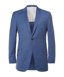 RICHARD JAMES | Slim-Fit Mélange Wool Suit Jacket