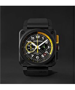 Bell & Ross | Br 03-94 Rs17 42mm Ceramic And Rubber