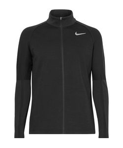 Nike Golf | Fleece-Back Wool-Blend Golf Jacket