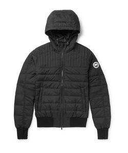 Canada Goose | Cabri Quilted Shell Hooded Down Jacket