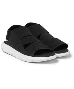 Y-3 | Qasa Stretch-Webbing Sandals