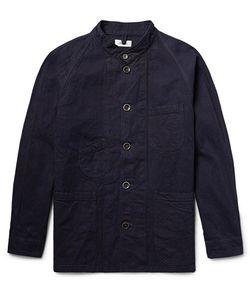 CHIMALA   Dyed Denim Jacket