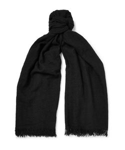 Begg & Co | Kishorn Washed-Cashmere Scarf