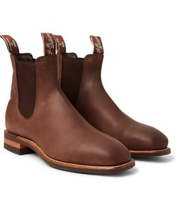 R.M.Williams | Comfort Craftsman Nubuck Chelsea Boots