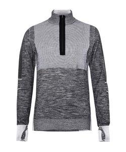 Adidas Sport   Primeknit Half-Zip Top