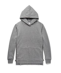John Elliott | Villain Loopback Cotton-Blend Jersey Hoodie