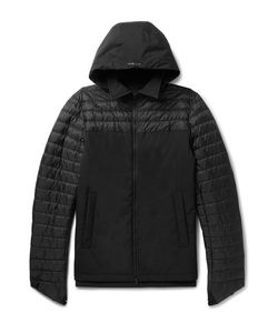 Herno Laminar | Quilted Gore-Tex Windstopper Shell Hooded Jacket