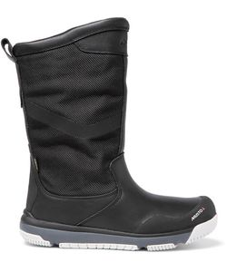 Musto Sailing | Racer Waterproof Leather And Rubber-Trimmed Cordura Sailing Boots
