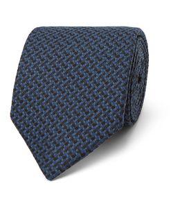 Oliver Spencer | 7.5cm Cromer Cotton Tie