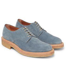 O'Keeffe | Felix Suede Derby Shoes