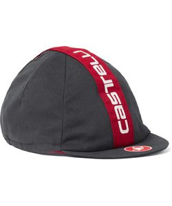 Castelli | Retro 3 Cotton-Twill Cycling Cap