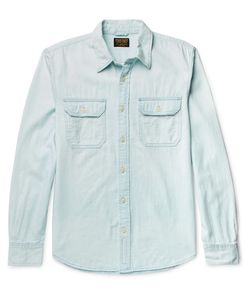 JEAN SHOP | Kevin Brushed-Cotton Shirt