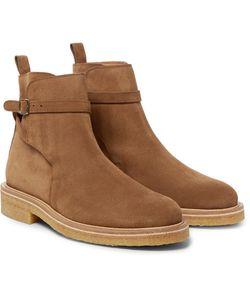 Ami   Suede Jodhpur Boots
